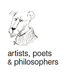 artists, poets and philospher dogs